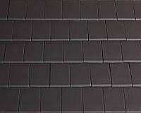 Клинкерная керамическая черепица La Escandella TIPK Planum (черный), фото 1