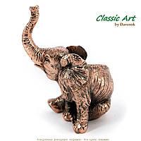 Статуэтка слон фигурка из полистоуна E552