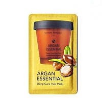 Пробник маски для волос Nature Republic Argan Essential Deep Care Hair