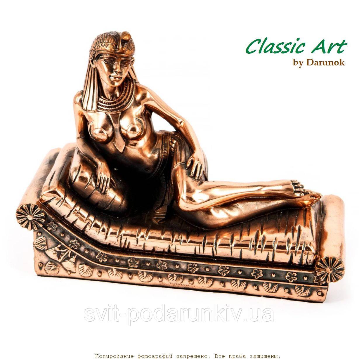 Статуэтка Клеопатра египетская фигурка TS587