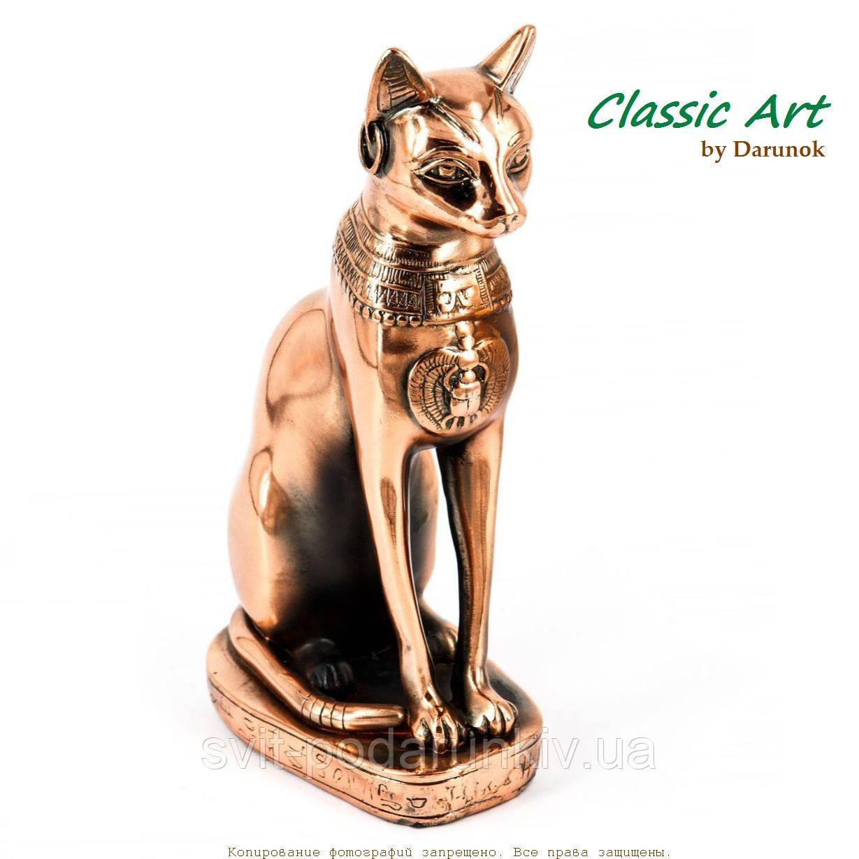 Статуэтка египетская кошка воплощение благополучия и счастья EES191