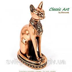 Статуэтка кошки из Египта олицетворяющая бессмертие ES384