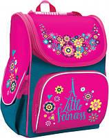 """Рюкзак 553027 """"A Little Princess"""" 34x26x14см каркасный ранец Smart"""