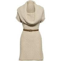 Вязаные женские платья осенние, зимние