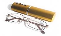 Очки для зрения в футляре с диоптриями Vizzini