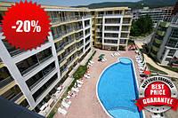 31 775 евро - 3-х комнатная квартира /90м2/ с мебелью и техникой, с видом на бассейн