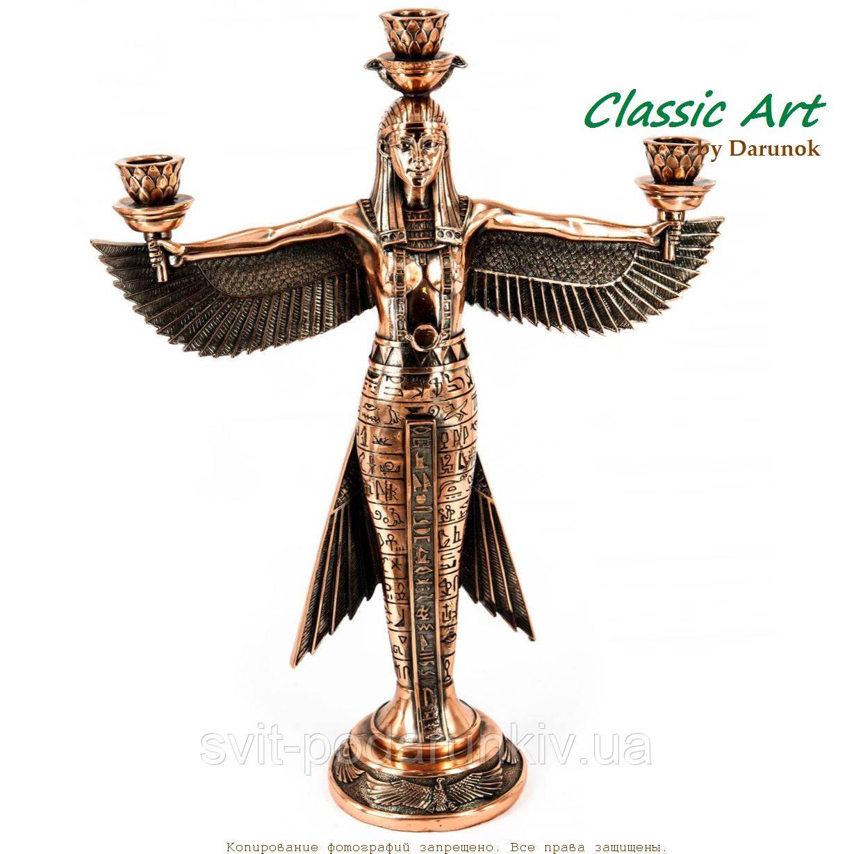 статуэтка египетской богини