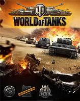 Вафельная картинка для тортов World of tanks- Мир танков 6