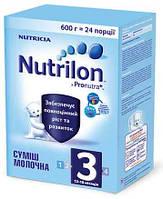 Детская молочная смесь Нутрилон 3 600г.