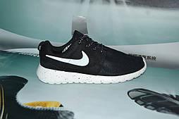 Кроссовки Nike Roshe Run подошва в крапинку (Реплика ААА+)