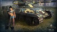 Вафельная картинка для тортов World of tanks- Мир танков 92