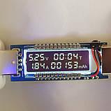 USB тестер амперметр вольтметр KEWEISI KWS V-20, фото 4
