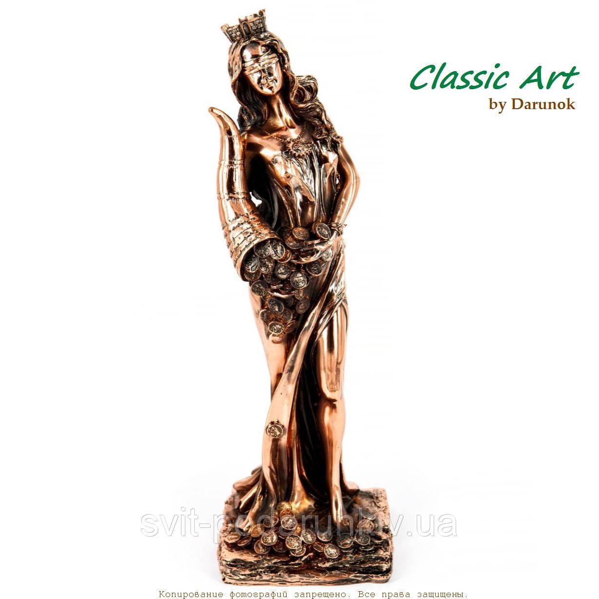 Статуэтка богини удачи Фортуны TS1043
