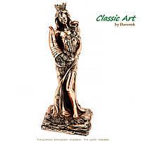 Статуэтка Фортуна с рогом богатства фигурка Classic Art TS1043-3
