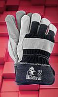 Защитные перчатки   RBGLADIATOR  .Перчатки спилковые оптом, фото 1