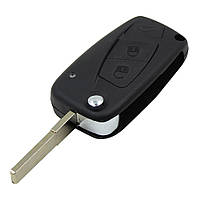 Корпус выкидного ключа 3 кнопки Fiat Ducato