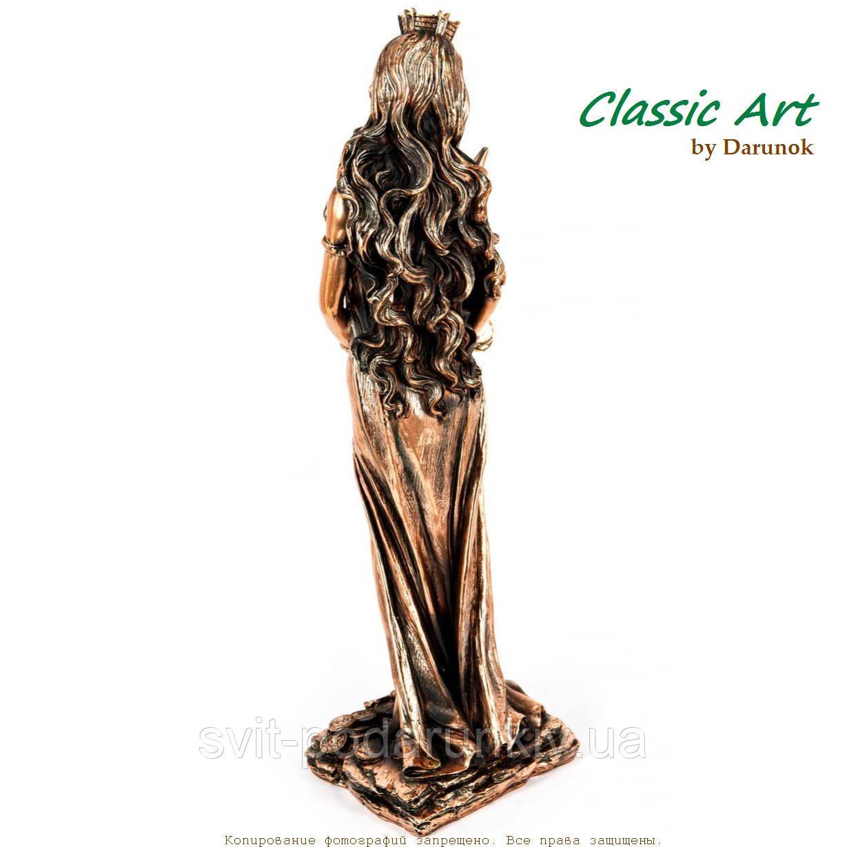 Статуэтка богиня Фортуна