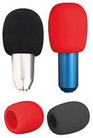 Ветрозащита на студийный микрофон H-87, поролон