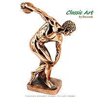 Статуэтка дискобол скульптура метатель диска в древней Греции TS534