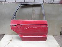 Дверь задняя правая (седан) VW Passat B3 (88-93), фото 1