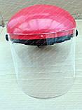 Защитная маска (оргстекло), фото 2