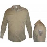 Рубашка (китель) армии Австрии КАZ 75, олива-хаки