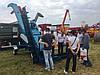 Зернометатель ПЗМ-170 на выставке и в портах Евросоюза
