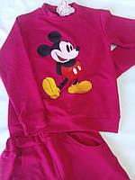 """Подростковый костюм """" Микки"""" для девочек от 6 до 12 лет(128,134;140,146,152)"""