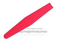 Пилка ромбовидная для шлифовки ногтей 10шт/уп, яркие цвета (кислотные)