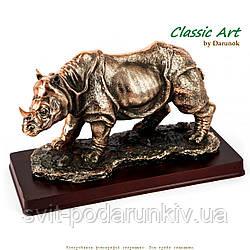 Фигурка носорога статуэтка от Classic Art талисман удачи в бизнесе ES162