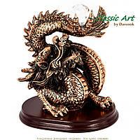 Статуэтка дракона фигурка ES073
