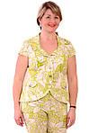 Зелені штани жіночі ,бавовна , бр 001-6., фото 4