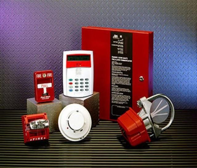 обслуживание пожарной сигнализации монтаж сигнализации