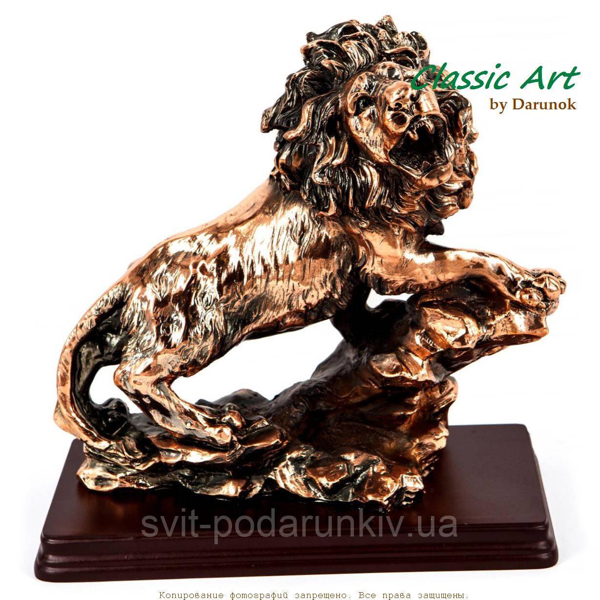 фигурка лев