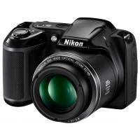 Фотоаппарат Nikon Coolpix L340 Black (VNA780E1)