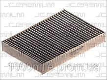Фильтр салона (угольный) на Renault Kangoo 1998->2008 — JC Premium (Польша)  - B41017CPR