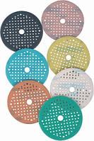 Абразивные круги NORTON  Multi-Air на пенистой подложке 150мм х 181отв