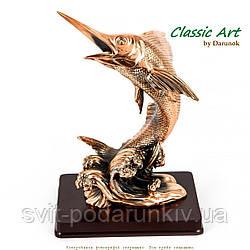 Статуэтка рыба марлин подарок рыбаку ES317