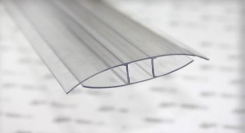 НР - профиль соединительный 10 мм длина 6 м