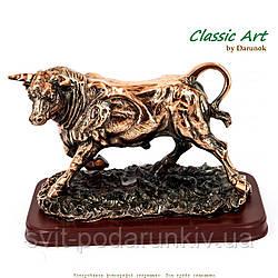 Статуэтка быка на подставке ES011-2