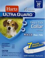 Hartz (Харц) Hartz Ultra Guard Flea s Tick Collar Ошейник для собак от блох и клещей