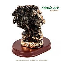 Статуэтка льва фигурка головы от Classic Art ES193