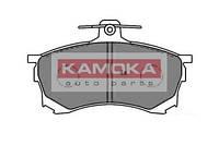Колодка тормозная mitsubishi carisma 95'-06' перед. (производство KAMOKA ), код запчасти: JQ1012184