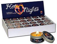 Аромо-свеча Hot Nights
