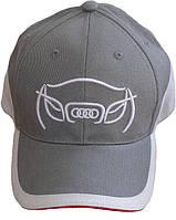 """Бейсболка с логотипом под заказ. Бейсболка """"Audi"""""""