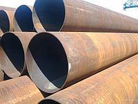 Труба стальная прямошовная 630х8 мм