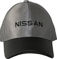 "Бейсболка с логотипом под заказ. Бейсболка ""Nissan"""