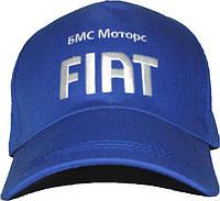 """Бейсболка с логотипом под заказ. Бейсболка """"Fiat"""""""