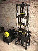 Термопластавтомат ВЛМ-150М4 максимальный объём впрыска 150 см3