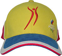 "Бейсболка с логотипом под заказ. Бейсболка ""ГУОР"", фото 1"